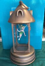 """WDCC """"Pixie In Peril"""" From Disney Peter Pan W/Box And COA Tinker Bell"""