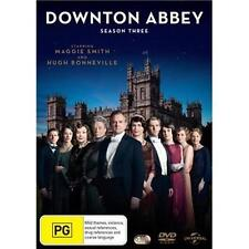 DOWNTON ABBEY Complete Season Three (3) 5DVD NEW