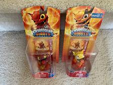 Skylanders Giants Molten Hot Dog (Walmart Exclusive) & Red Hot Dog
