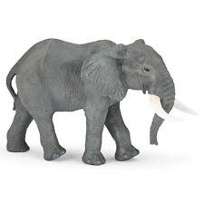 Grande Africano Elefante 26cm GRANDE ANIMALES SALVAJES Papo 50198