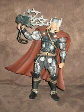Custom Thor with Lightning Hammer - Marvel Universe 4 Inch Figure