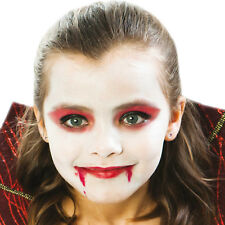 Halloween Vampire Kit Face Painting Kit Fancy Dress Party Costume Make Up Paint