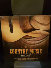 Vinyl 33 Tours - Country Music (Best Of)