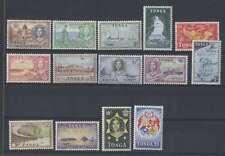 Tonga Toga Stamps Yvert #100/113 MH C/V €46=$56