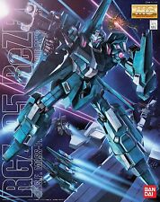 MG Master Grade Gundam Unicorn ReZel 1/100 model kit Bandai
