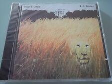 WHITE LION - BIG GAME -  CD NUOVO SIGILLATO (SEALED)