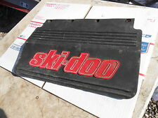 1996 Skidoo Formula SL 500 snowmobile: SNOW FLAP