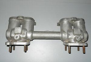 Original Inlet Manifold for Triumph TR3 & TR3A. Nice Shape