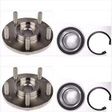 Front Wheel Hub & Bearing Kits For 1998-2002 Honda Accord V6 Acura CL,TL PAIR