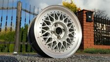 ⚠️ single BBS RM 15 Et25 RM026 4x100 BMW E30 VW Mk1 Mk2 Golf Edition One