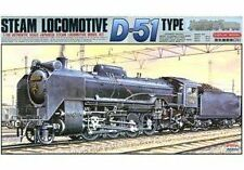 1/50 D51 Normal Model Kit Micro Ace(Arii 1/50 Steam Locomotive by Micro Ace