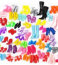 NEW Lot Barbie Shoes, 20 Pairs,Asstd.-SHIPS TODAY! Southern CA Premium Shoes