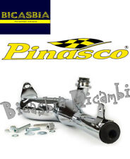 3633 - SILENCIEUX PINASCO CHROME VESPA 125 PX T5