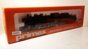 Primex/Märklin 3010 BR 38  Lokomotive Schlepptender H0 in OVP ungeöffnet  (A970)