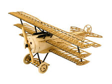 Plywood Static Display 400mm Triplane Fokker DR.I Wood KIT to Build Cannot Fly