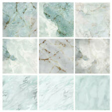 Blue-green Marble Texture Photography Backdrop Photo Background Studio Art Cloth
