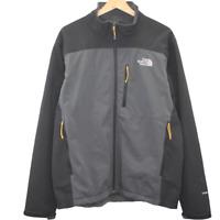 V180 The North Face Full Zip TNF Apex Sweater Jacket Black Men's Size Large
