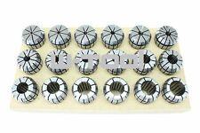 ER32 Spannzangensatz 18-teilig Spannzangen 470E D3-20mm