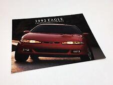 1992 Eagle Talon Premier Summit Full Line Brochure
