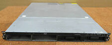 HP AiO400r StorageWork 400 1U servidor de montaje en rack, Xeon 2.0GHz, sin Ram, sin disco duro, RAID