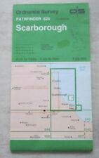 SCARBOROUGH  - ORDNANCE SURVEY PATHFINDER MAP  ,  SHEET 624  (k)