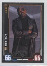 2016 Topps Hero Attax Marvel Cinematic Universe European Nick Fury #64 1i3