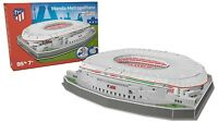 Atletico Madrid Stadium, Wanda Metropolitano - 3D Jigsaw Puzzle (kog)