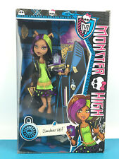 Monster High Doll Clawdeen Wolf New Scaremester New, Neuf / Poupée