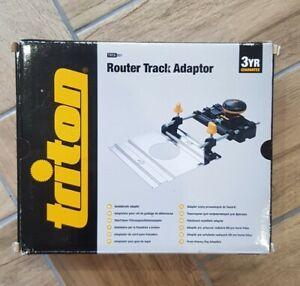 Triton Router Track adaptor TRTA001 New