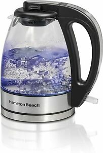 Hamilton Beach 1 L Glass Cordless Kettle 40930C