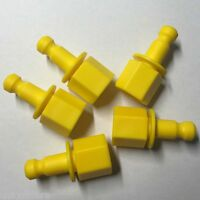 """5pcs  """" 5/8"""" x 11 female thread to Dia.12 mm pole"""" FOR PRISM GPS TOTAL Station"""