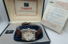 Vintage TISSOT seastar 43-44536 1 Men's Automatic watch CAL.786 1960s