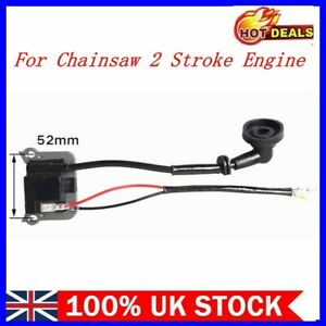 Ignition Coil 52MM 2 Stroke Engine Lawn Mower For Chainsaw Strimmer BrushCutter