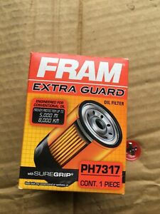 Fram PH7317 Engine Oil Filter