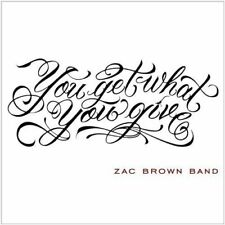 Zac Brown Band - You Get What You Give NEW CD