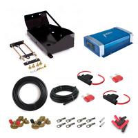 Boss 4WD DIY 20A DC-DC Dual Battery Kit suit Toyota Prado 150 Series T/Diesel