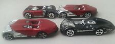 hotwheels bundle x4 - hot wheels xtreamster x2 suzuki and turbolence