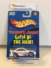 Honda Civic Si * White * Fantastic Sams Promo * Hot Wheels * H16