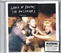 GANG OF YOUTHS-THE POSITIONS-Brand New/Still sealed