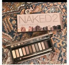 AUTHENTIC Urban Decay NAKED 2 Eyeshadow Palette Brand New In Retail Box