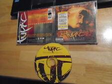 RARE PROMO Tupac Resurrection CD soundtrack 2PAC Shakur Notorious B.I.G. EMINEM