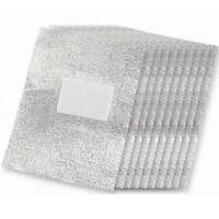 100Pcs/lot Aluminium Foil Nail Art Soak off Gel Polish Manicure Wraps Remover