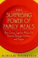 The Surprising Power of Family Meals: How Eating Together Makes Us Smarter, Stro
