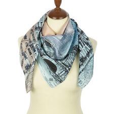 un foulard russe 89*89 cm soie | Shawl, Wrap, Scarf, Chustka, el pañuelo