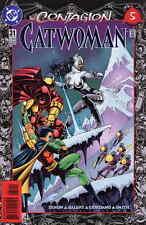 Catwoman #31 Nm, Contagion story, Batman & Robin app., Dc Comics 1996