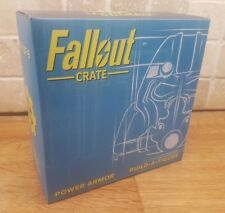 Fallout Exclusive Loot Build a Figure Power Armor 1 of 6 / Base & Helmet NEW