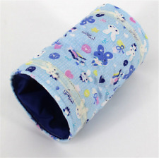 Bed Nest House Warm Hamster Supplies Nest with Mat for Hedgehog Guinea pig