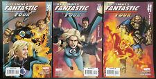 """Ultimate Fantastic Four #39-41 (2007, Marvel) 40 """"Devils"""" Complete Set vs Diablo"""