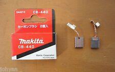 MAKITA CB440 BRUSHES  BDA340  BDA341 BDA350 BDA351 BFR440 BFR540 BFR550 BFR750