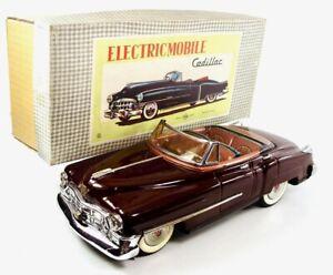 "1950 Cadillac Convertible 13.5"" (34.3 cm) Japanese Tin Car by TN / Nikko NR"